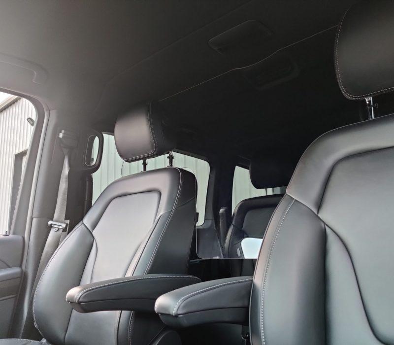 Premier Chauffeur Drive _ Covid19 Vehicle Protective Screen